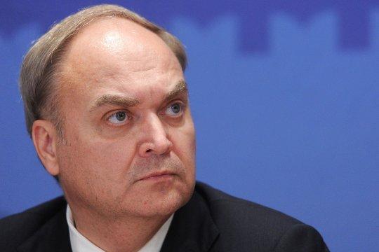 Посол Антонов рассказал об отказе США от предложения  обнулить ограничения по диппредставительствам