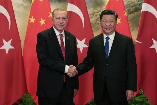Китай и Турция - партнеры и соперники