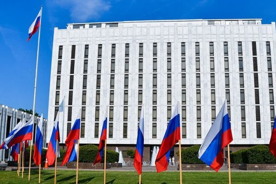 В посольстве России предостерегли США от размещения гиперзвукового оружия в Европе