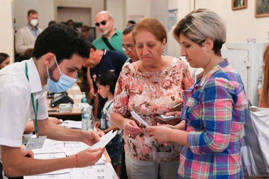 Что означает выбор армянских избирателей