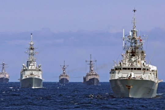 НАТО не планирует уходить из Черного моря