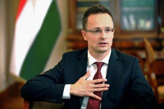 Глава МИД Венгрии считает ошибкой взгляд ЕС на одобрение вакцин с геополитической точки зрения