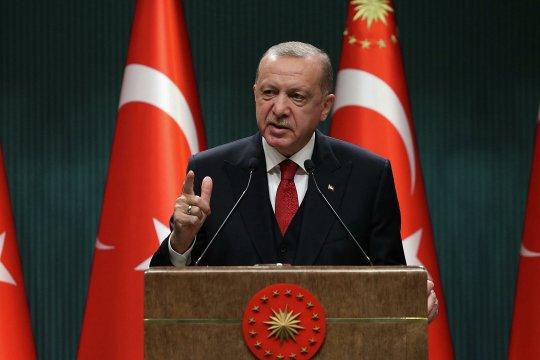 Турция идет на «стратегическую глубину»