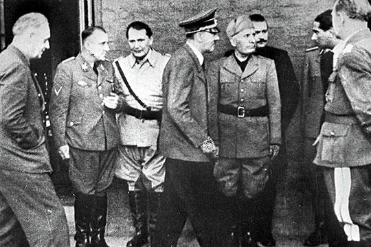 Убить Гитлера: провал операции «Валькирия»