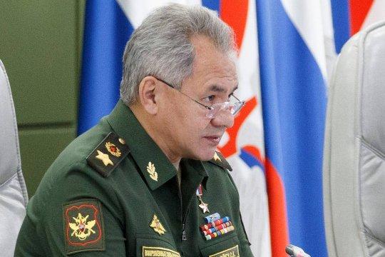 Шойгу анонсировал военные учения России, Таджикистана и Узбекистана