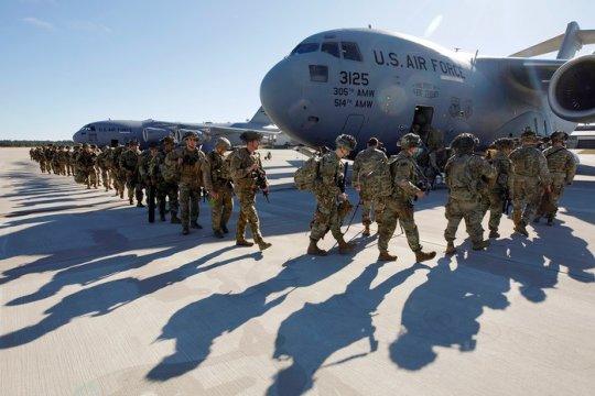 Военные США и НАТО покинули авиабазу Баграм в Афганистане