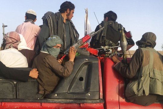 Талибан и другие – сложный узел этно-конфессиональных противоречий в Афганистане