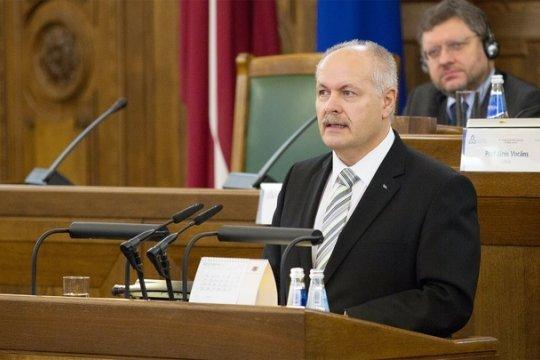 Кандидат в президенты Эстонии снова выдвинул России территориальные претензии
