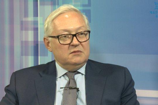 Рябков рассказал о возможности подключения США к урегулированию конфликта на Украине
