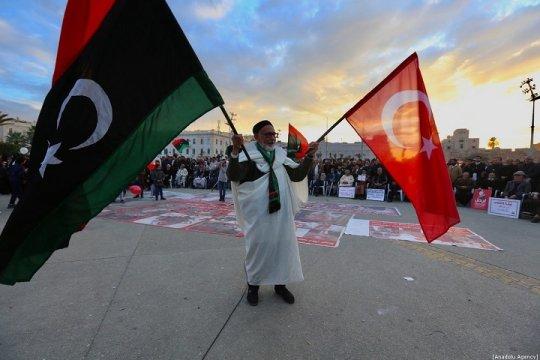 Ливия: новый турецкий протекторат?