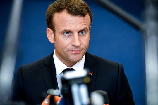 Le Monde: Телефон президента Франции Макрона был в базе системы прослушки Pegasus