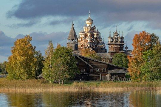 Жемчужина русского севера – остров Кижи. Часть первая