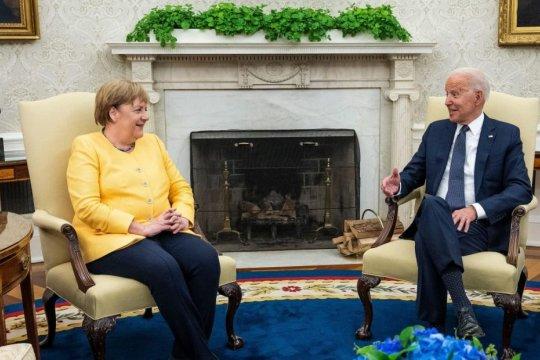 Меркель заявила о различных с США подходах к «Северному потоку-2»