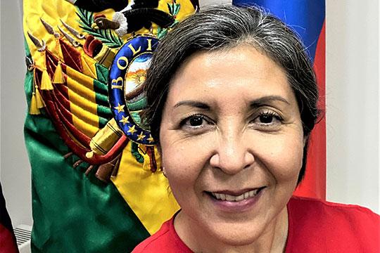 Мария Луиса Рамос: «Я рада, что вернулась послом в Россию»