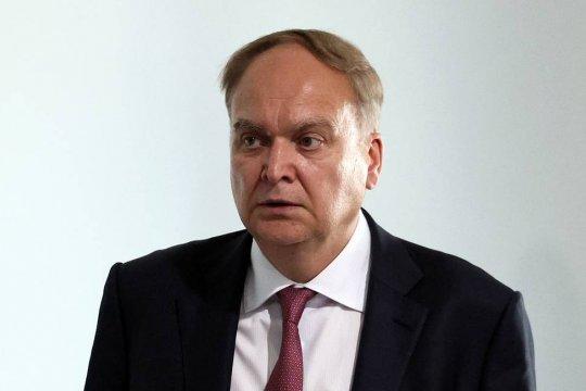 Антонов обвинил США в нарушении международного права из-за санкций по «Северному потоку-2»