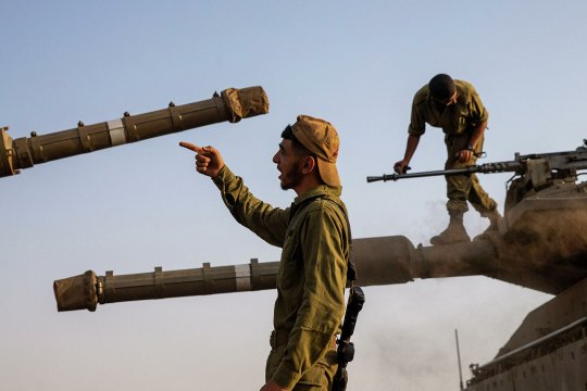 Россия и ирано-израильское противостояние в Сирии
