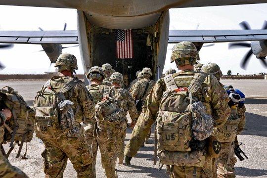 В Пентагоне объявили о завершении афганской кампании