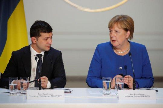 Климкин: Меркель поставит Зеленского перед трудным выбором