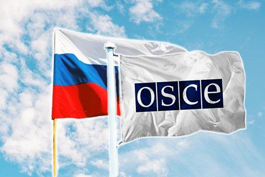 ОБСЕ отказалась направлять наблюдателей на выборы в Госдуму
