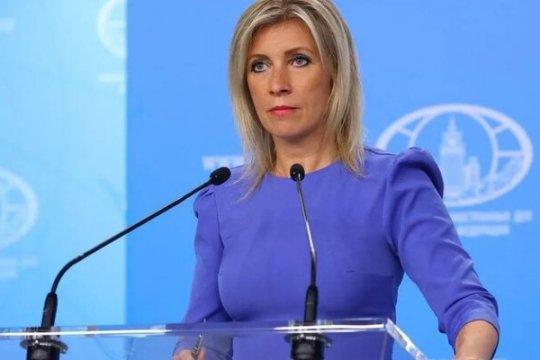 Захарова: призыв разместить ПВО США доказывает провокационную политику Киева