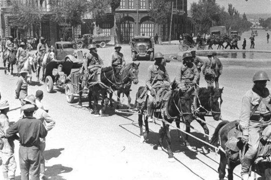 К 80-летию советско-британской операции «Сочувствие» в Иране