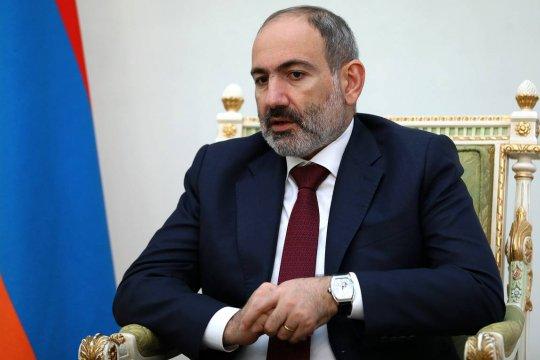Президент Армении назначил Никола Пашиняна премьер-министром