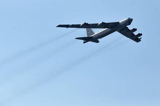 The Times: США направили в Афганистан стратегические бомбардировщики B-52