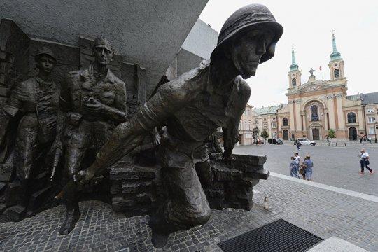 Варшавское восстание в польском антироссийском дискурсе