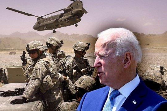 Байден: «Я не буду отвечать по Афганистану»