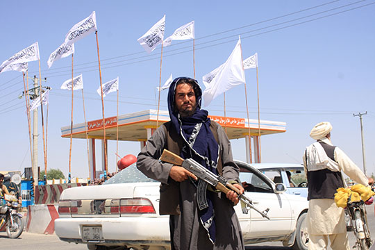 Ситуация в Афганистане глазами Москвы и Пекина