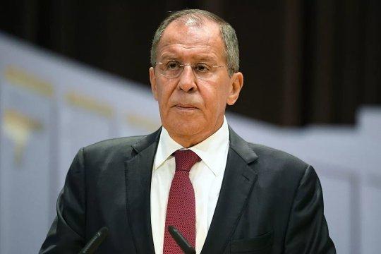 В МИД России рассказали о содержании переговоров Лаврова с Боррелем
