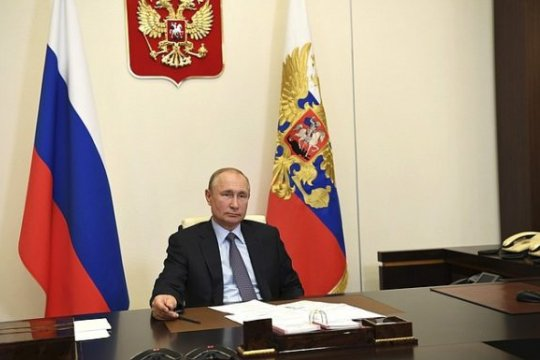 Заявление Владимира Путина по случаю 25-летия открытия для подписания Договора о всеобъемлющем запрещении ядерных испытаний