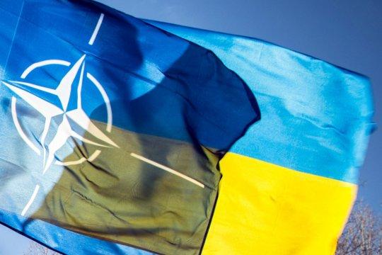Украинские военные  начали совместные с НАТО учения Rapid Trident 2021