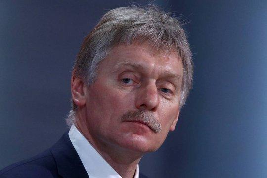 Песков прокомментировал доклад Европарламента об отношениях с Россией