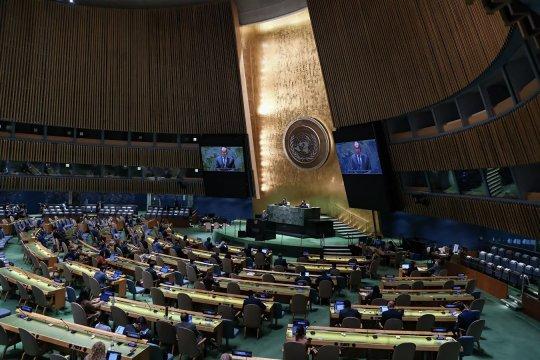 Итоги 76-й Генассамблеи ООН