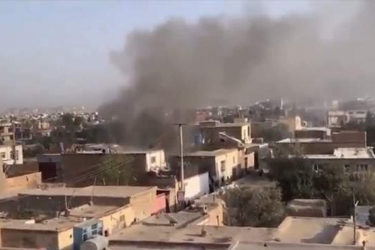 В Пентагоне признали ошибкой атаку беспилотника  в Кабуле на мирных афганцев