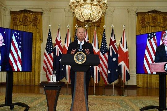 Лидеры Великобритании, США и Австралии заключили пакт о противодействии Китаю