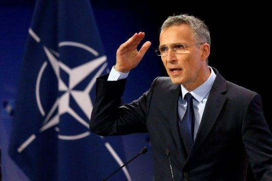 Столтенберг призвал Россию и Китай противодействовать терроризму в Афганистане