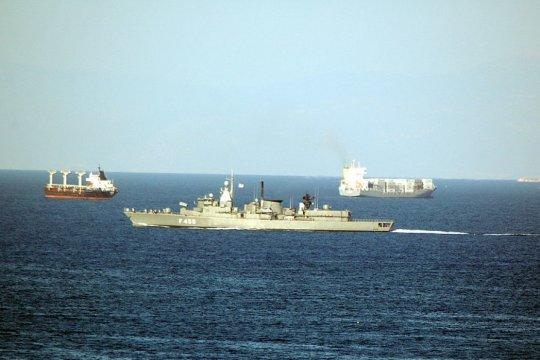 Франция и Греция договорились о поставке трех фрегатов