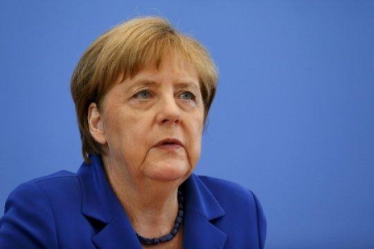 Меркель выступила с последней речью перед депутатами  Бундестага