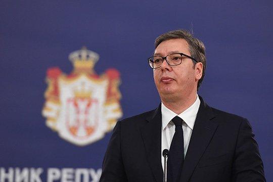 Вучич о процессе вступления Сербии в ЕС: нам все равно