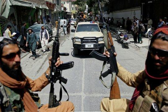 СМИ узнали о завершении талибами переговоров о новом правительстве