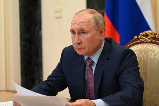 Путин заявил о нулевом результате 20-летнего пребывания  США в Афганистане