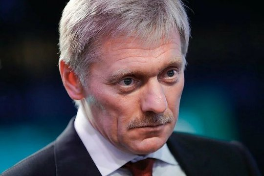Песков заявил о невозможности обсуждения Крыма на саммите Путина и Зеленского
