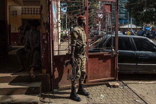 Эксперт: установки вновь пришедших к власти лидеров переворота в Гвинее не очень ясны