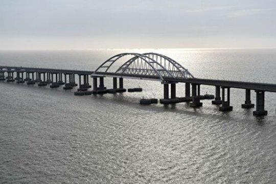 В Симферополе ответили на планы Киева ввести санкции из-за Крымского моста