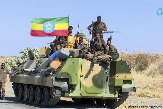 Кризис в Эфиопии: плоды «этнического федерализма»