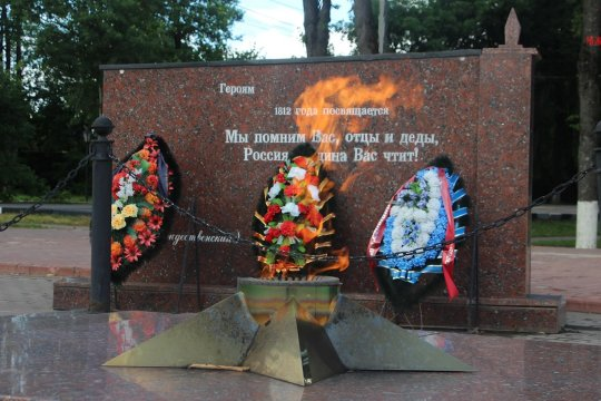 Посвящается 80-летию с начала битвы за Москву