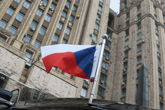 Геополитические мечты Праги и вражда с Россией