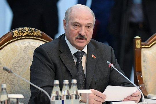 Лукашенко  рассказал о создании на Украине натовских баз под видом учебных центров